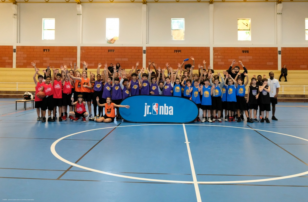 Jr.NBA no AEAR (2ª Jornada)