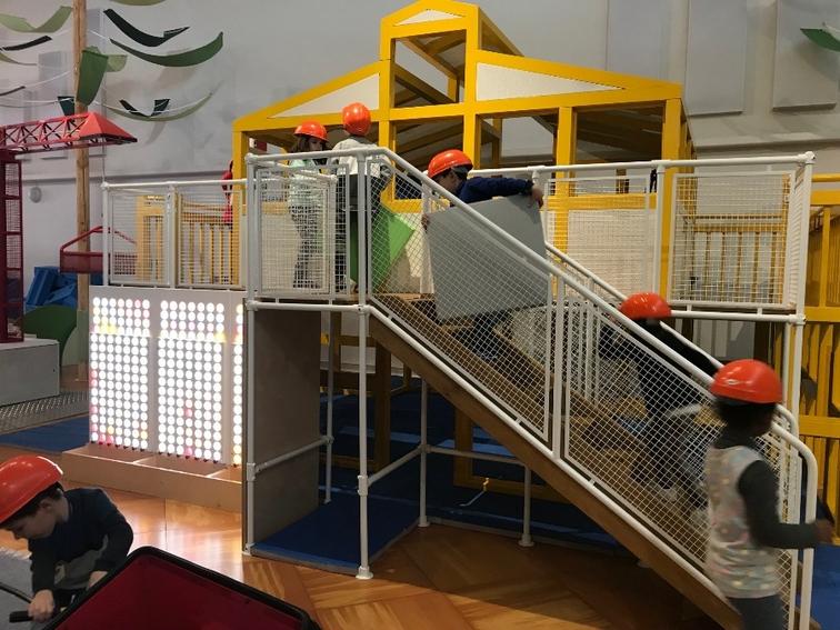 AEAR - PRÉ ESCOLAR PORTO SALVO – Visita de estudo ao Pavilhão do Conhecimento