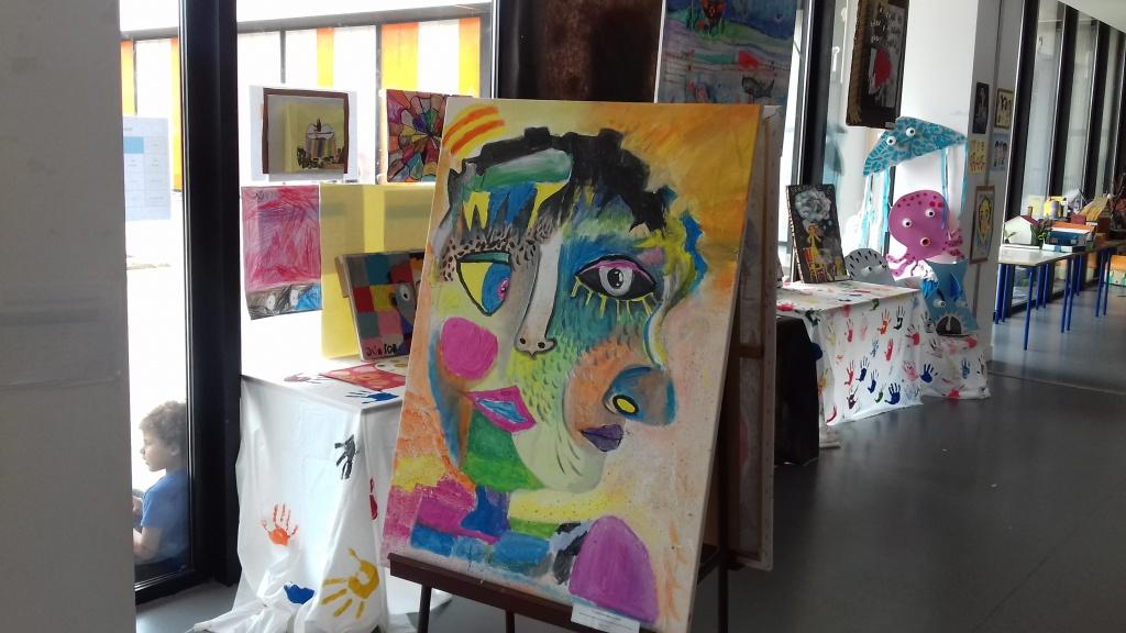 Inclusão pela Arte em Porto Salvo
