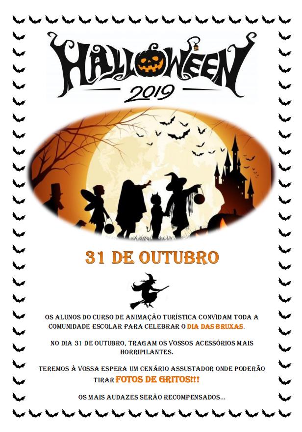 Halloween, Concurso de Fotografia