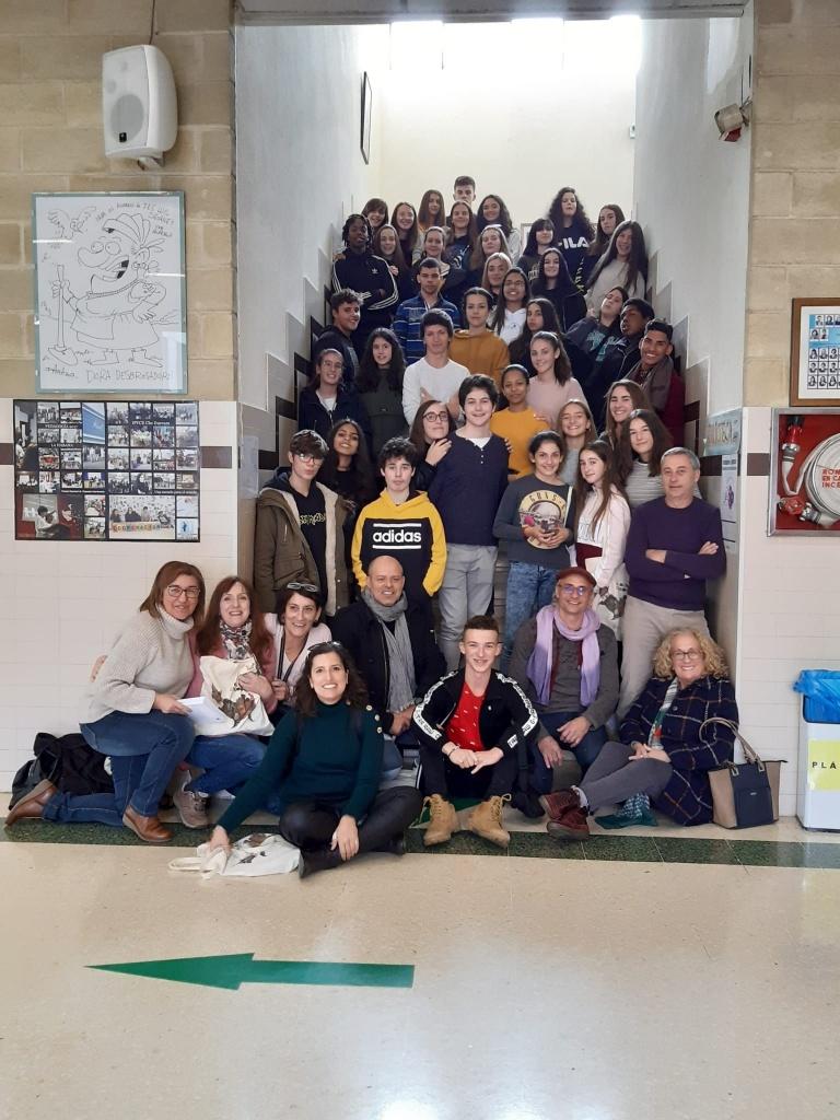 """Participação do Projecto escolar """"Bandas de Garagem"""" no VIII ENCONTRO DE JOVENS DAS ESCOLAS GALEGAS ASSOCIADAS DA UNESCO"""