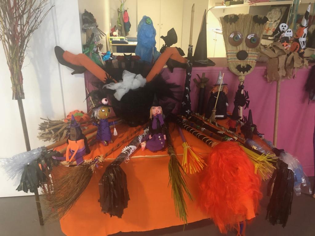 Atividade do Halloween na EB1 e JI Porto Salvo (imagens)